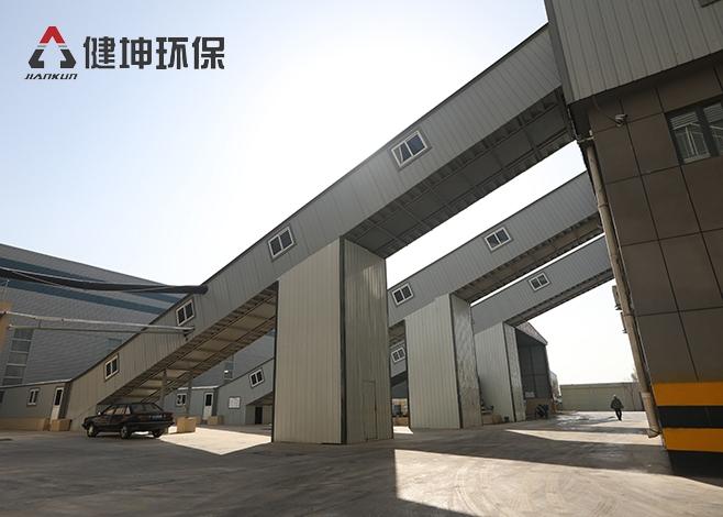 钢结构封装工程