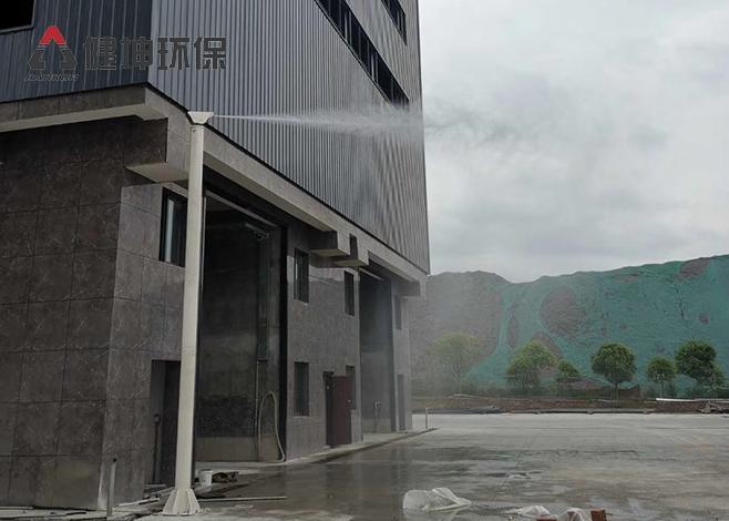 怀化明达 - 搅拌站环保设备厂家