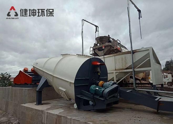 云南天助 - 搅拌站环保设备厂家