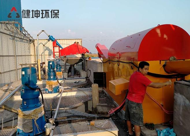 河南乐健 - 搅拌站环保设备厂家