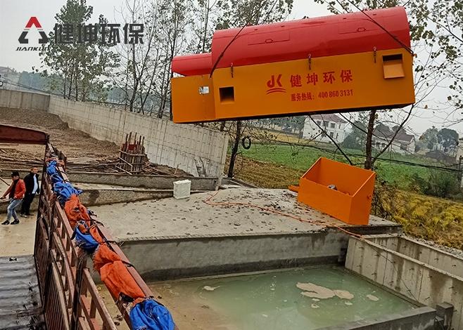 河南周口磐石 - 搅拌站污水处理厂家